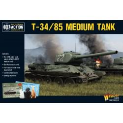 Warlord Games T-34/85 medium tank