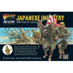 Warlord Games infanterie impériale japonaise