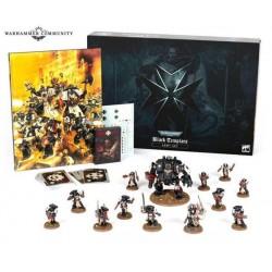 Warhammer 40k Set d'Armée Black Templars