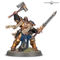 Warhammer AOS Stormcast Chevalier Questeur Dacian Anvil