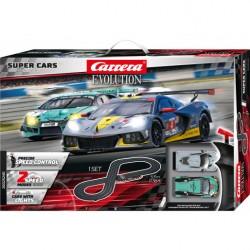 Carrera Evolution 25240 Super Cars Set