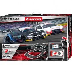 Carrera Evolution 25239 Coffret DTM For Ever
