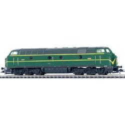 TRIX 22750 Locomotive diesel Série 205 SNCB