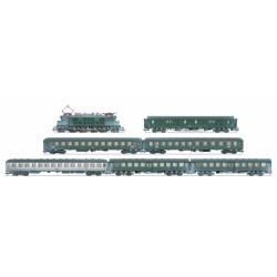 Marklin 26804 Coffret Loco BR117+6 voitures DB