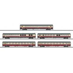 Marklin 43856 Coffret de voitures de grandes lignes TEE 32 Parsifal