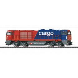 Marklin 37202 Locomotive diesel Vossloh SBB