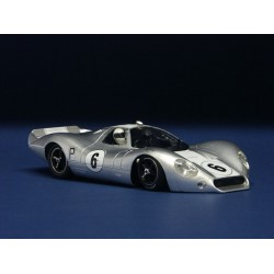 NSR Ford P68 6 Silver Limited Edition