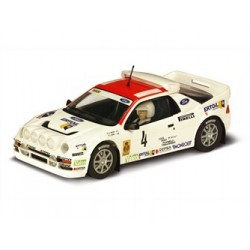 Scalextric Ford RS200 - Rally Costa Brava 1986