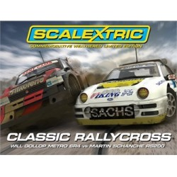Scalextric Classic Rallycross Champions Limited Edition