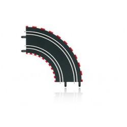 Carrera COURBE 1/90° 61603