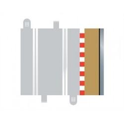 Scalextric Half Straight Borders 175mm x 4