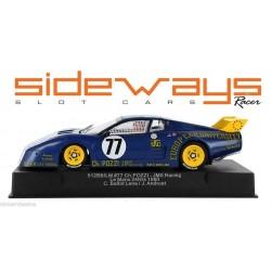 Sideways Ferrari 512BB/LM JMS Racing LM '80