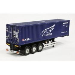 Tamiya Semi-Remorque Container 40' NYK