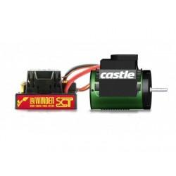CASTLE Combo Sidewinder SCT + 1410 3800Kv
