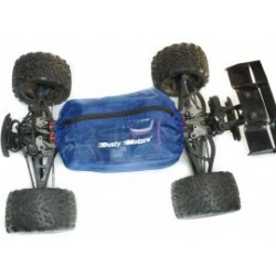 Couvertures Dusty Motors pour Traxxas E-Revo ou Summit