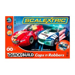 Scalextric Cops N Robbers Quickbuild