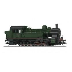 Märklin Locomotive à vapeur tender pour trains marchandises série 98 (ex série 94.5) des chemins de fer belges (SNCB)