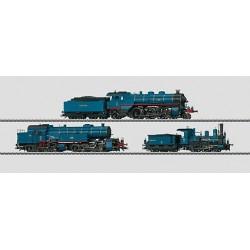 31806 Coffret de locomotives à vapeur Stars des chemins de fer Royaux Bavarois (K.Bay.St.B)