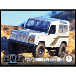 RC4WD Gelande II Truck Kit Defender D90