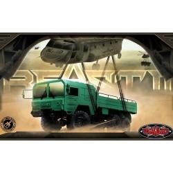 RC4WD BEAST II 6X6 TRUCK KIT 1/14