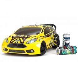 Vaterra Ford Fiesta RallyCross 4WD RTR
