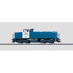 37636 Locomotive diesel CFL