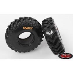 RC4WD Genius Sem Fronteira 2.2 Scale Tires ( paire )