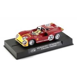 Slot.it Alfa Romeo 33/3 - n°32 12h Sebring 1971