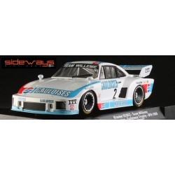 Sideways KREMER PORSCHE 935/K2 TURBOWAX TROPHY SPA 1980