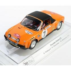 SRC Porsche 914/6 GT Rallye Montecarlo 1971 - B. Waldegard - H. Thorzelius