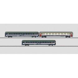42742 Coffret voitures de grandes lignes SNCB