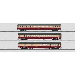 43858 Coffret de voitures grande ligne IC
