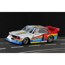 "Sideways BMW 320i GR.5 ZANDVOORT 1979 "" RODENSTOCK WURTH M. WINKELHOCK"