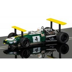 Scalextric Legends Brabham BT26A-3 Jacky Ickx Edition Limitée