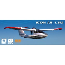 E-Flite ICON A5 BNF BASIC