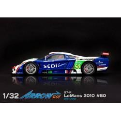 ARROW Saleen S7-R Le Mans 2010 n°50