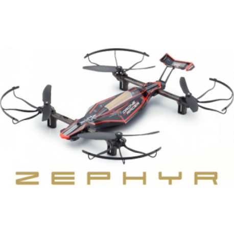 Kyosho DRONE RACER ZEPHYR FORCE BLACK READYSET