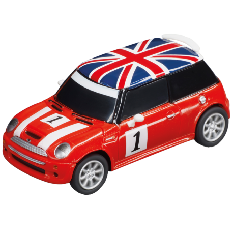 Carrera RC Mini Cooper S 1/43