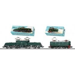 31100 Coffret deux locomotives électriques
