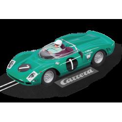 Carrera Digital 132 FERRARI 365 P2 NO.01, WINNER KYALAMI 9H 1965