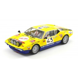 Scaleauto De Tomaso Pantera Rallye Monte carlo 1976
