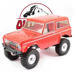FTX Crawler Outback Treka 4wd 1/10 RTR