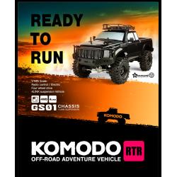 GMADE 1/10 GS01 KOMODO TRUCK SCALE READY-TO-RUN CRAWLER GM54016