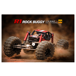 GMADE 1/10 R1 ROCK BUGGY 4WD CRAWLER READY-TO-RUN GM51011