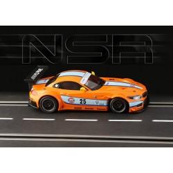 NSR BMW Z4 GT3 Gulf n°25