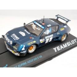 Teamslot Renault Alpine A310 V6 Gr.5 Rallye du Var '76