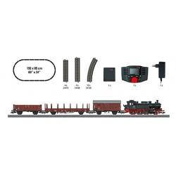 """Marklin 29074 Coffret de départ numérique """"Train marchandises, époque III"""". 230 V."""