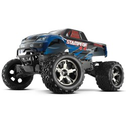 Traxxas STAMPEDE 4X4 1/10 VXL 4WD Monster truck TQI 2,4Ghz