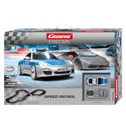 Circuit Carrera 132 evolution SPEED ​​PATROL
