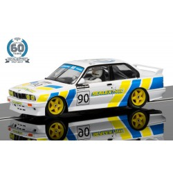 Scalextric 60th Anniversary Collection - 1990s,3829a, BMW E30 M3 Limited Edition